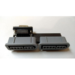 SNES DB9/SNAC splitter for...