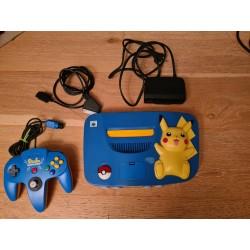 Nintendo 64 Pikachu Ultime...